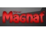 Логотип Magnat, торгово-установочный центр