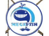 Логотип MegaFish, торгово-производственная компания, ИП Ярунин К.А.