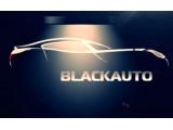 Логотип Продажа литых автодисков Blackauto