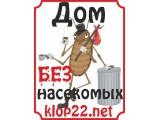 Логотип Дом без насекомых