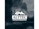 Логотип ALTTEC (Алтайская Теплоэнергетическая Компания)