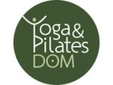 Логотип Yoga&Pilates DOM