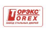 """Логотип Компания """"Торэкс"""" - надежные двери по доступной цене"""